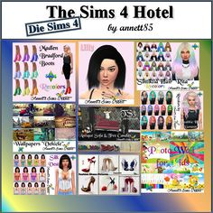Sims 4 CC's - The Best: Update by The Sims 4 Hotel