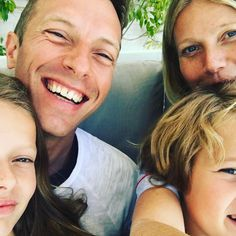 Gwyneth Paltrow shares family photo on Chris Martin's birthday