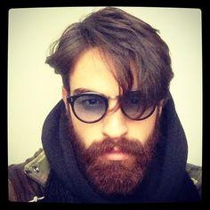 @MichaelThoms in custom Reeves via Instagram