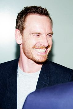 ♥ Michael Fassbender At The NYC Premiere of 'Frank' 8.5.14