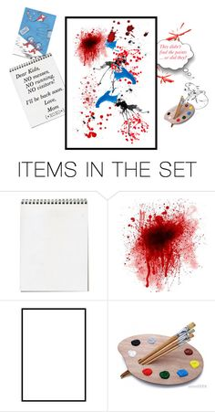 """It Could Have Been"" by sjk921 ❤ liked on Polyvore featuring art"