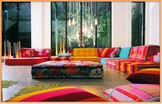 Mah Jong Modular Sofa Replica Bright Sofa by Roche Bobois