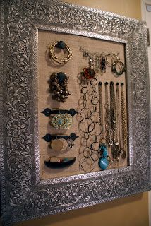 Pursuit of happiness: Jewelry organization: method to the madness