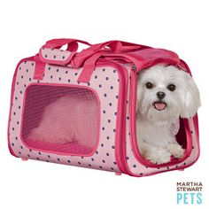 Martha Stewart Pets Pet Carriers And Martha Stewart On