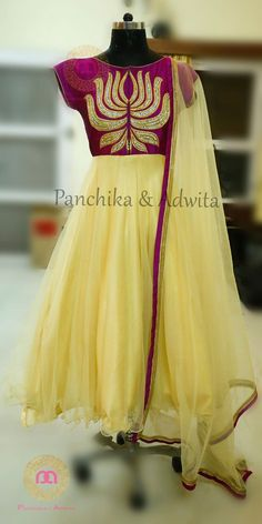 panchika couture. Contact : 9248000977 / 877 / 677. 04 March 2016