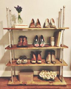 Industrial Custom Made Shelf