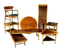 Lane Furniture Acclaim Collection by Andre Bus Exhibit Introduction