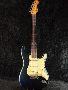 Fender 1960 Stratocaster -Original Blue Metallic- Vintage!!(中古・ヴィンテージ)ITM0975281【Jギター楽器詳細|Fender】