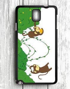 25 Monkey Tree Fruit Samsung Galaxy Note 3 | Samsung Note 3 Case