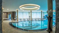 Hotel Review Unterschwarzachhof: 4*s in Saalbach Hinterglemm Superior Hotel, Das Hotel, Wellness Spa, Salzburg, Hotel Reviews, Best Hotels, Skiing, Ceiling Lights, Austria