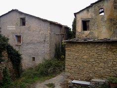 Pueblos deshabitados: El Meüll #pallarsjussa #despoblats #pueblosabandonados casa fillat de baix i Casa Fillat de Baix