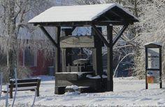 zimni_lis Gazebo, Outdoor Structures, Kiosk, Pavilion, Cabana