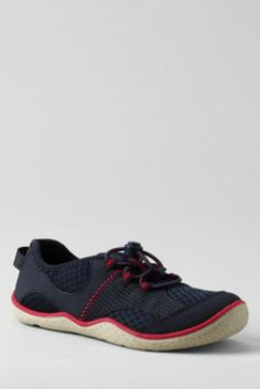 Tanner is picky...please let him love these shoes from Land's End. I feel like i have been to the end of the land to find sumer water type shoes that he will love!