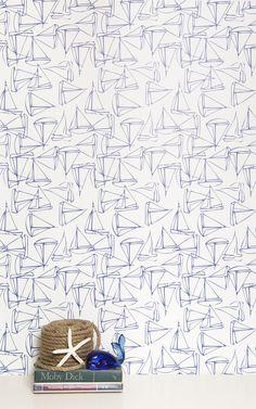 Set Sail Wallpaper