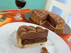Recetas   Torta americana de chocolate   Utilisima.com