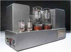 Quad II Amplifier