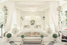 garden wedding concept malaysia - Google Search