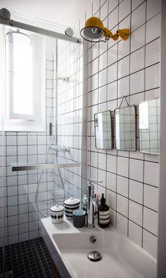 1000 id es sur le th me salles de bains verts sur for Mini lavabo salle de bain