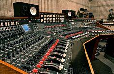 Abbey Road EMI TG-12345 legend!