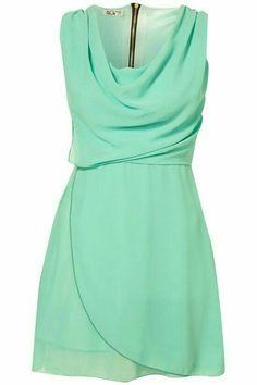 Mintgreen dress ❤❤