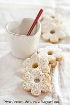 Canestrelli Italian Hazelnut Cookies ♥