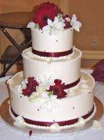 Romantic Wedding Cake-2