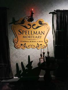 Chilling Adventures Of Sabrina Poster Collection: Chilling Posters Fall Halloween, Halloween Party, Halloween Horror, Halloween 2019, Halloween House, Teen Vogue, Horror Party, Altar, Kiernan Shipka