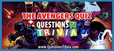 Do you think you know everything about The Avengers? Challenge yourself or play with friends! Test your knowledge with this Avengers quiz! Trivia Questions For Kids, Quiz Questions And Answers, Avengers Quiz, Avengers Series, Quizzes For Kids, The Original Avengers, The Infinity Gauntlet, Trivia Quiz, Bruce Banner
