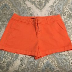 Coral Harper Short These shorts are more coral than in the picture. Size 29, from Francescas. Francesca's Collections Shorts
