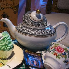 Old teapots yeh