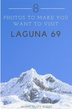 Eight Photos That will Make You Want to Visit Laguna 69