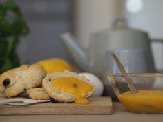 Delisious sweet  and fresh  lemon curd