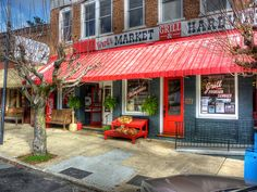 10 Tiny Towns In North Carolina You've Probably Never Heard Of