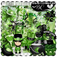 BIBI LUCKY IRISH SONG COLLAB