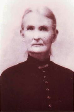 Our Own History: Friday's Faces From the Past - Anna Coffman Bard Wacamer #genealogy