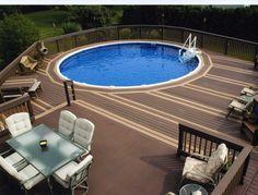 Pool Deck Designs Plans : Above Pool Deck Designs. Above Ground Pool Deck  Pictures,Pool Deck Design Start To Finish,pool Deck Designs For Above  Ground Pools