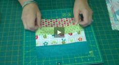 Amazing Jelly Roll Quilt Pattern