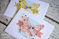 For my upcoming Stamp Therapy class| Stampin Up Creations by Mercedes Weber using Butterfly Basics
