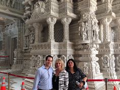 Find Photos Of Traditions at Chesterfield Team Tours Robbinsville Mandir And Much More At RachelMDLong.com