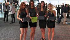PHUKESBER: FOTO: Wanita-wanita Cantik di Detroit Auto Show 20...