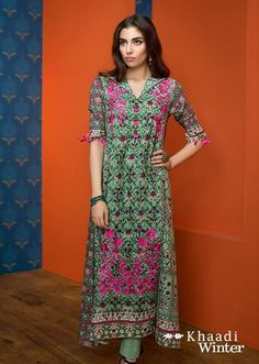 Khaadi winter collection 2016 with prices has been released for online shopping and in stores after the great success of its Khaadi lawn 2016 and offering Big Khaadi Sale 2016.