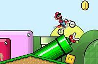 Mario Motor Oyun Oyna Oyuntab Cilgin Oyunlar Mario Oyun Motorlar