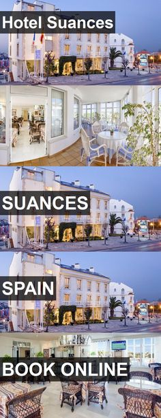 Hotel Suances in Suances, Spain. For more information, photos, reviews and best prices please follow the link. #Spain #Suances #travel #vacation #hotel