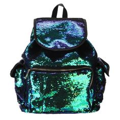 Women Backpack 2017 Top Quality Fashion New Arrivals Hot Sale Double Color Sequins  Girls School Bag Mochila c36d2acd84592