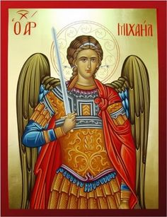 Diaspora Grecque - News Religious Icons, Religious Art, All Archangels, Angel Hierarchy, Greek Icons, Church Icon, Casual Art, Religious Paintings, Orthodox Icons