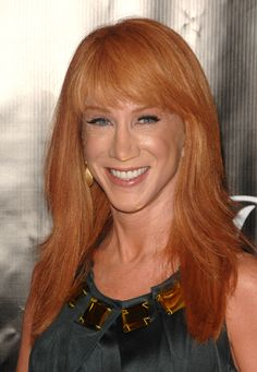 Kathy Griffin is one of my all time favorites!  I love that she just says what she wants!!  Suckit!! LOL