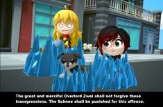 Image result for rwby chibi now that's a katana