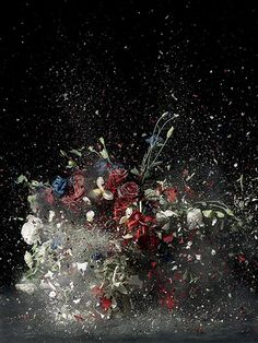 Time After Time: Blow up No 3 Ori Gersht, 2007 Ori Gersht is an Israeli artist who has made a series of photographs and videos called Blow...