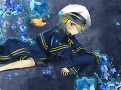 Vocaloid Oliver wallpaper background
