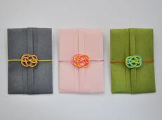 【グレー、薄ピンク、抹茶】落ち着いた色合いの和紙で作ったポチ袋、色違い3枚組みです。ご祝儀袋のような折り方になっておりますので、お年玉やお礼を包む際にご利用く...|ハンドメイド、手作り、手仕事品の通販・販売・購入ならCreema。